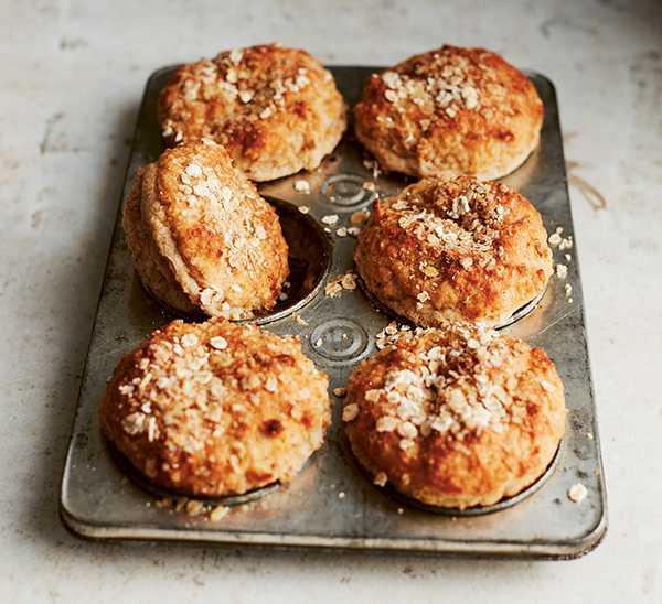 Muffins till frukost – enkelt och gott.