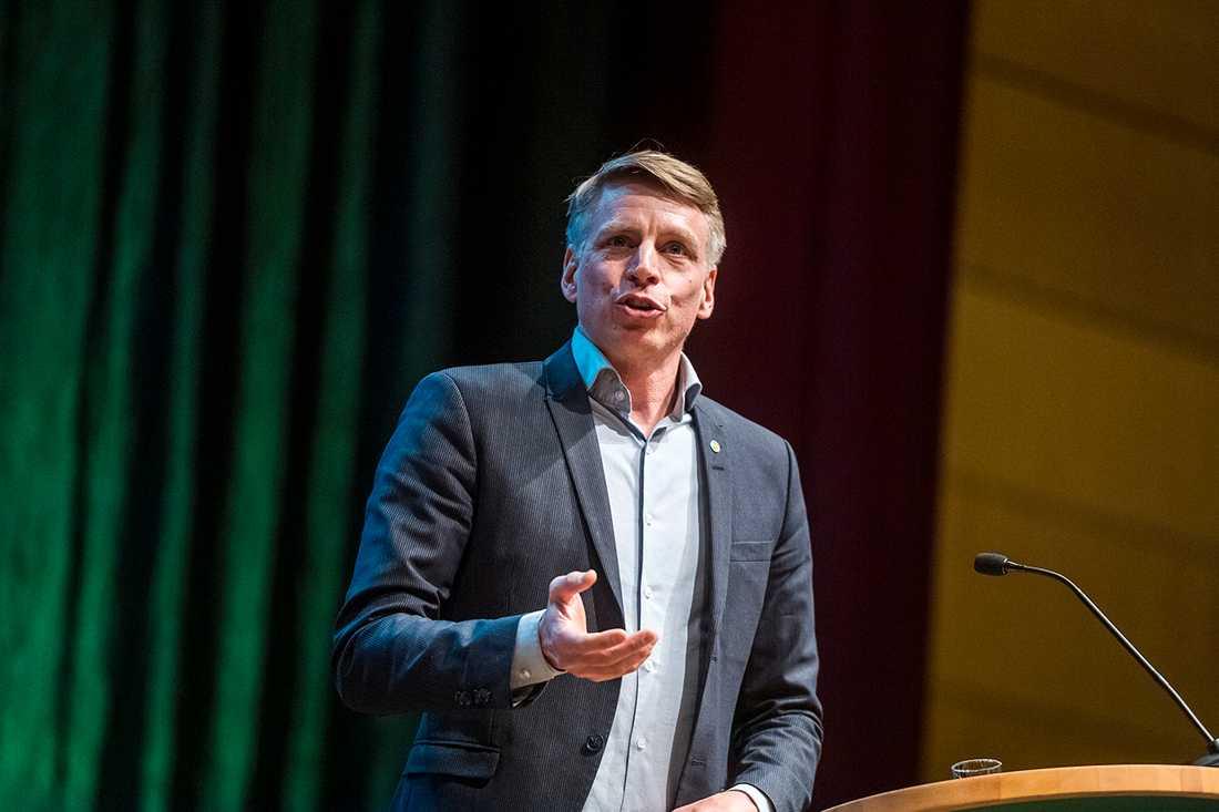 På lördagen röstar MP om nytt språkrör. Per Bolund är en storfavorit till posten.