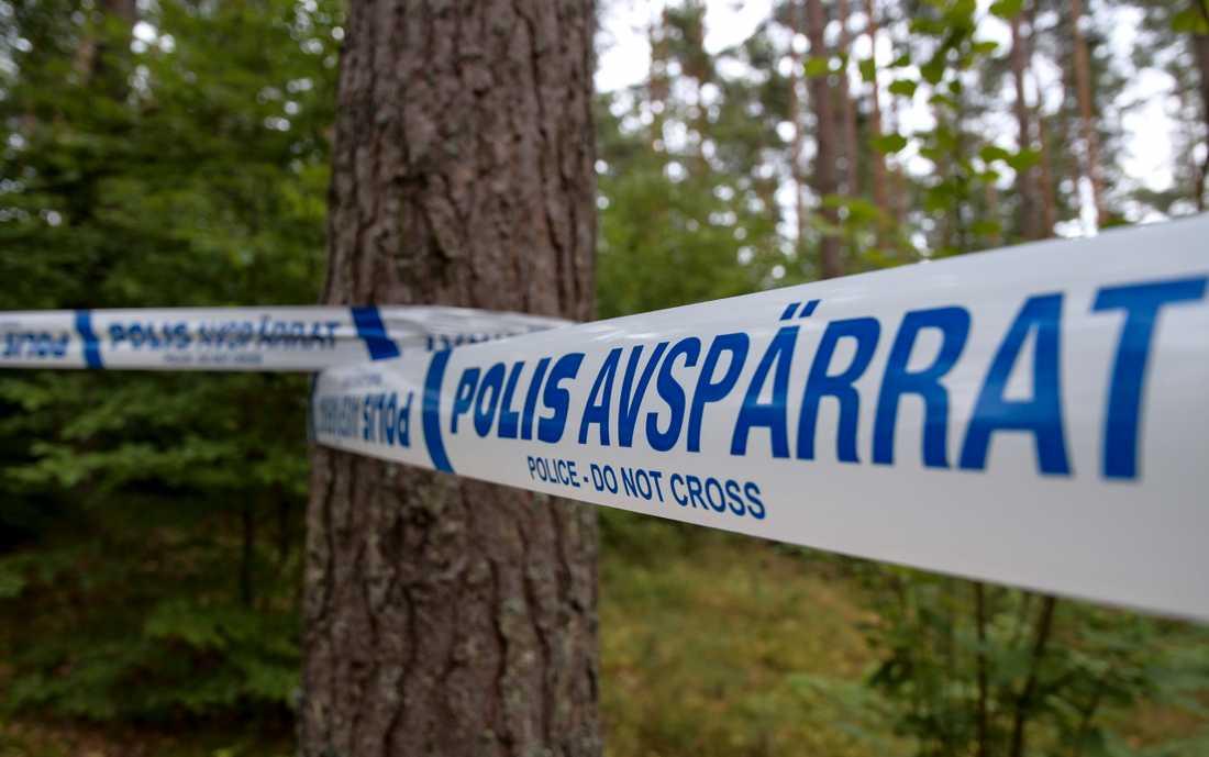 Det sista livstecknet från offret är från den 25 oktober 2018. I december hittades kroppen styckad, vid sjön Flaten i Sköndal i södra Stockholm.