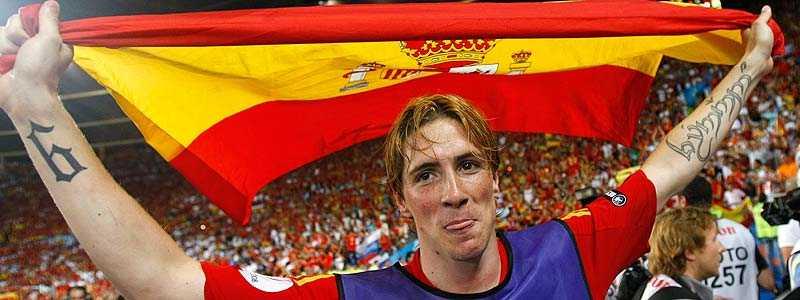 Fernando Torres är är säker på att han kan spela med Spanien i sommar.