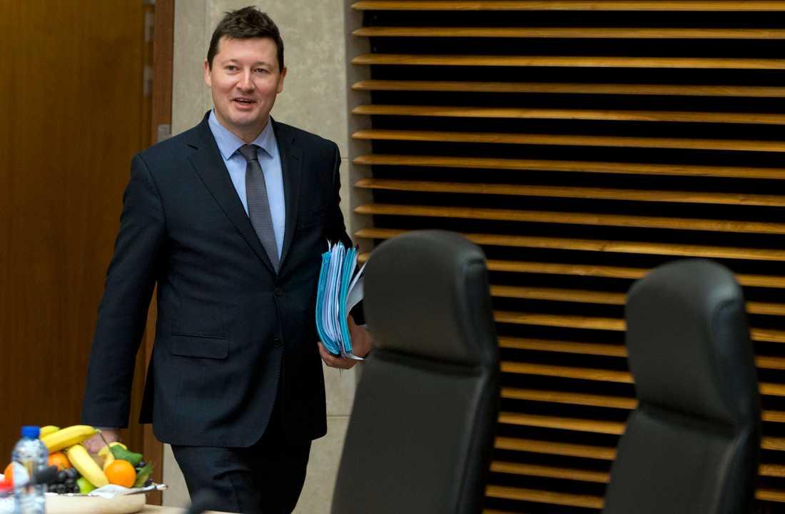 Martin Selmayr kan snart lämna EU-kommissionen.