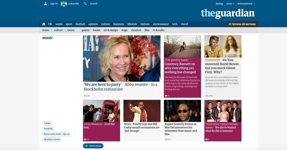 Brittiska The Guardian.