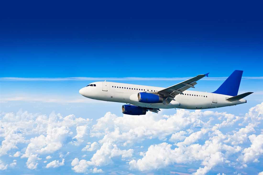 Visste du att många flygbolag ger läkare fria flygmil?