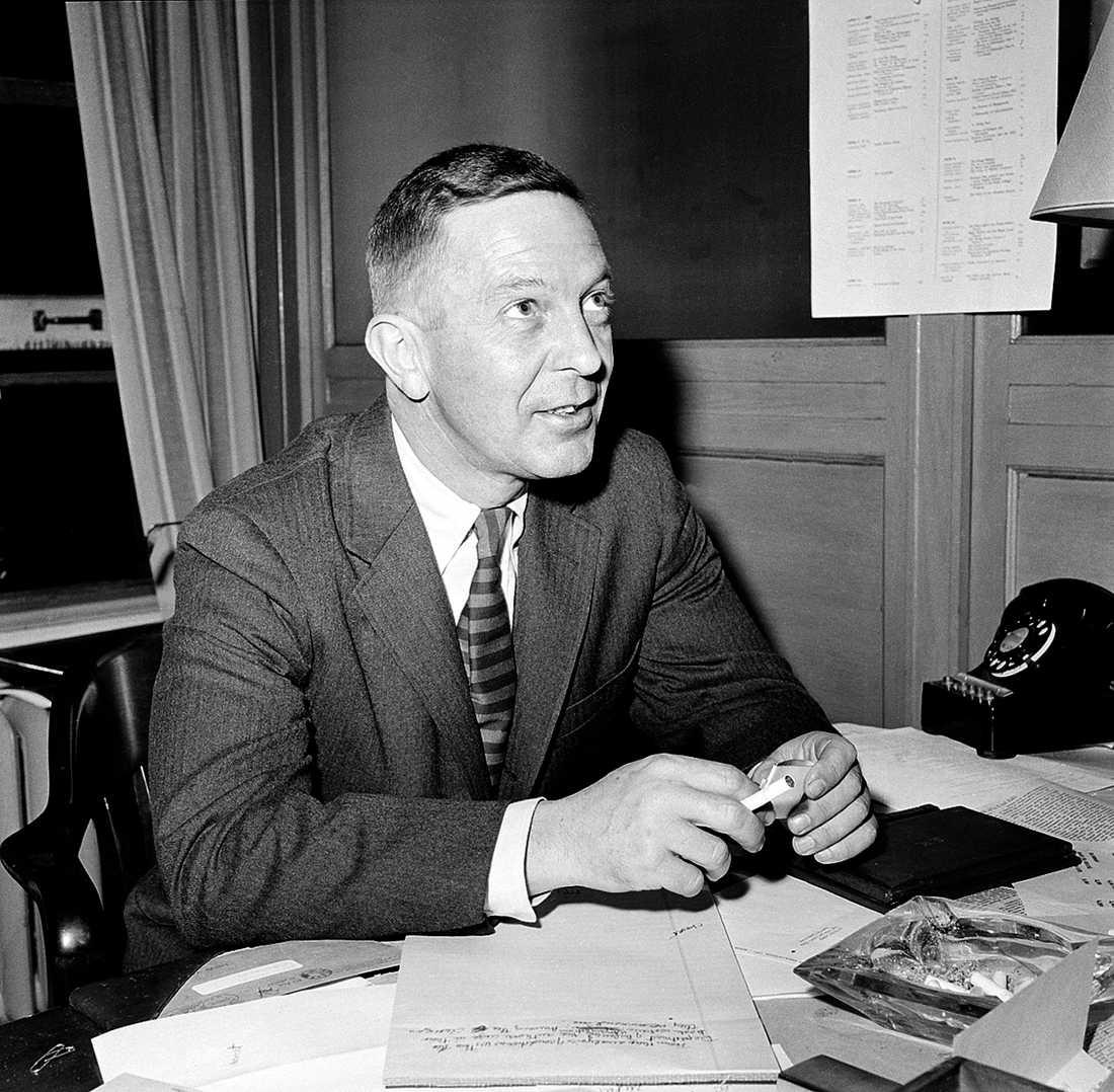 Efter hans död 1982 uppdagades att John Cheevers var homosexuell.