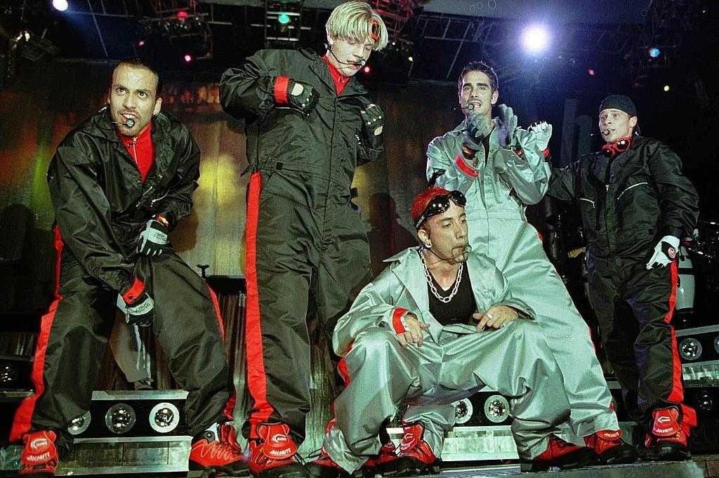 Backstreet Boys 1998