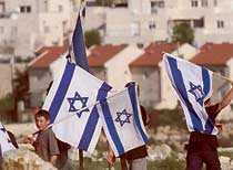 Israeliska bosättare.