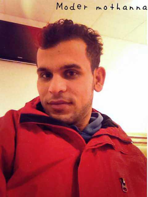 Mutar Muthanna Majid greps i går i Boliden.