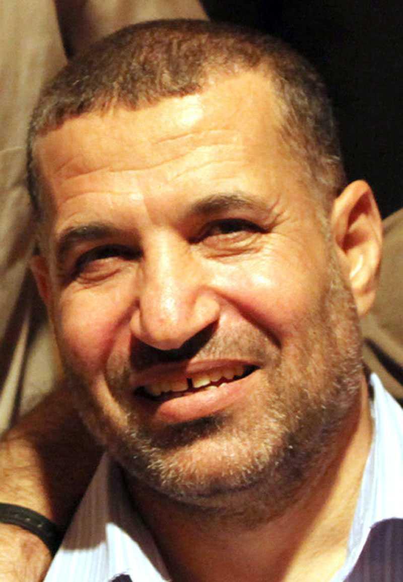 Hamas militärchef Ahmed Jabari dödades i attacken.