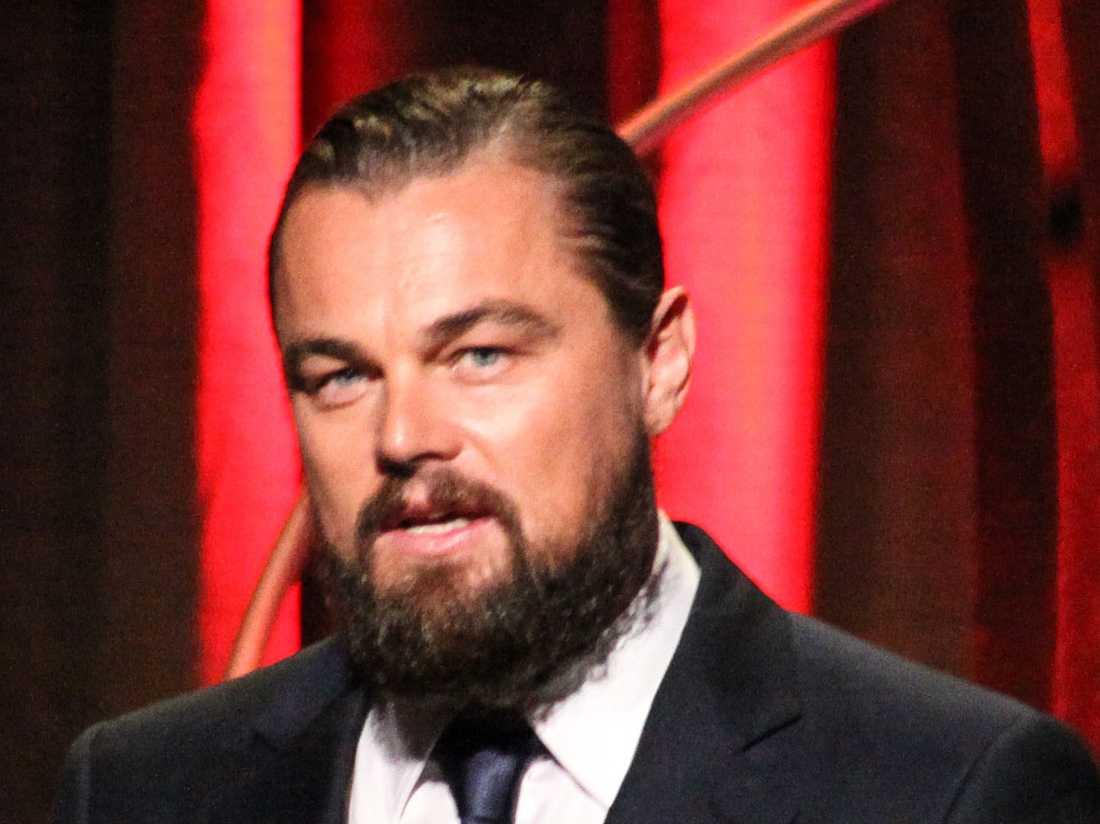Farbroderskägget Med sin något yviga ansiktsbehåring odlar Leonardo DiCaprio en excentrisk och filantropisk sida