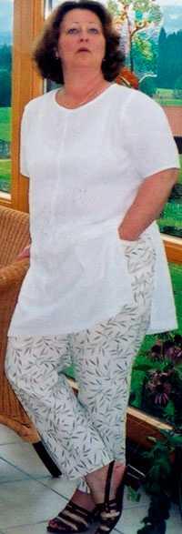 före 84 kilo till 163 centimeter. Övervikten smög sig på under Angelikas graviditet.