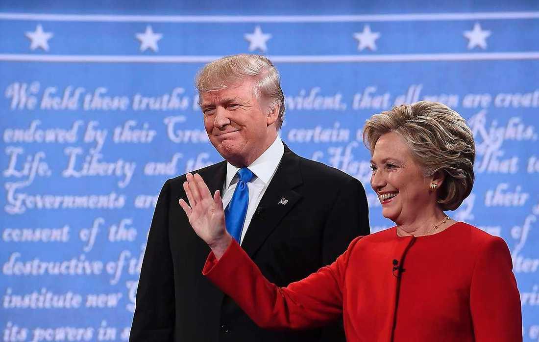 Experter enades om att  om att Clinton gick vinnande ur den förra debatten men att hon  inte vann på egna bedrifter utan snarare på grund av Trumps tillkortakommanden.