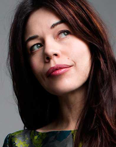 Lotta Lundberg håller en lägre profil. Foto: Maria Wretblad