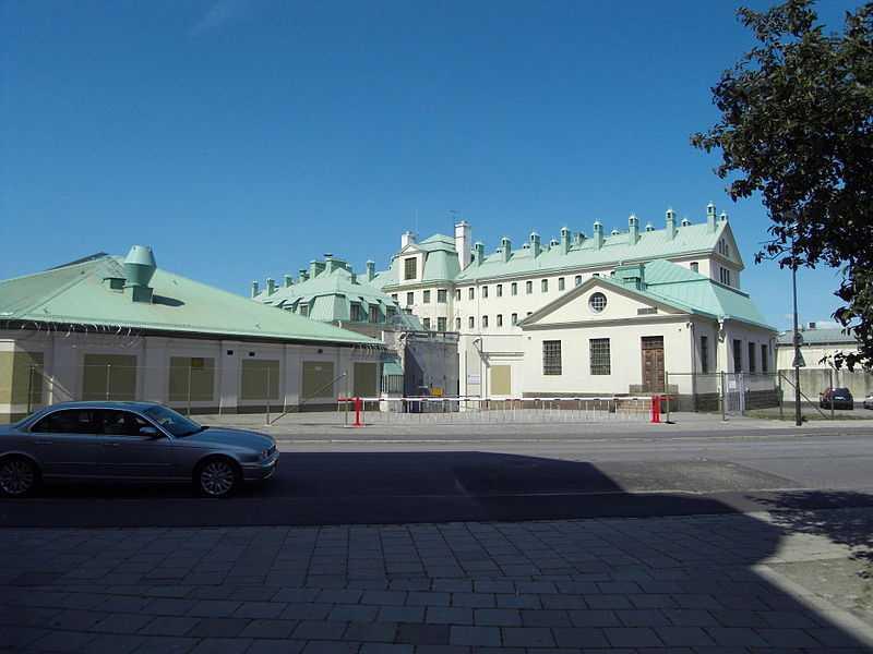 Centralfängelset