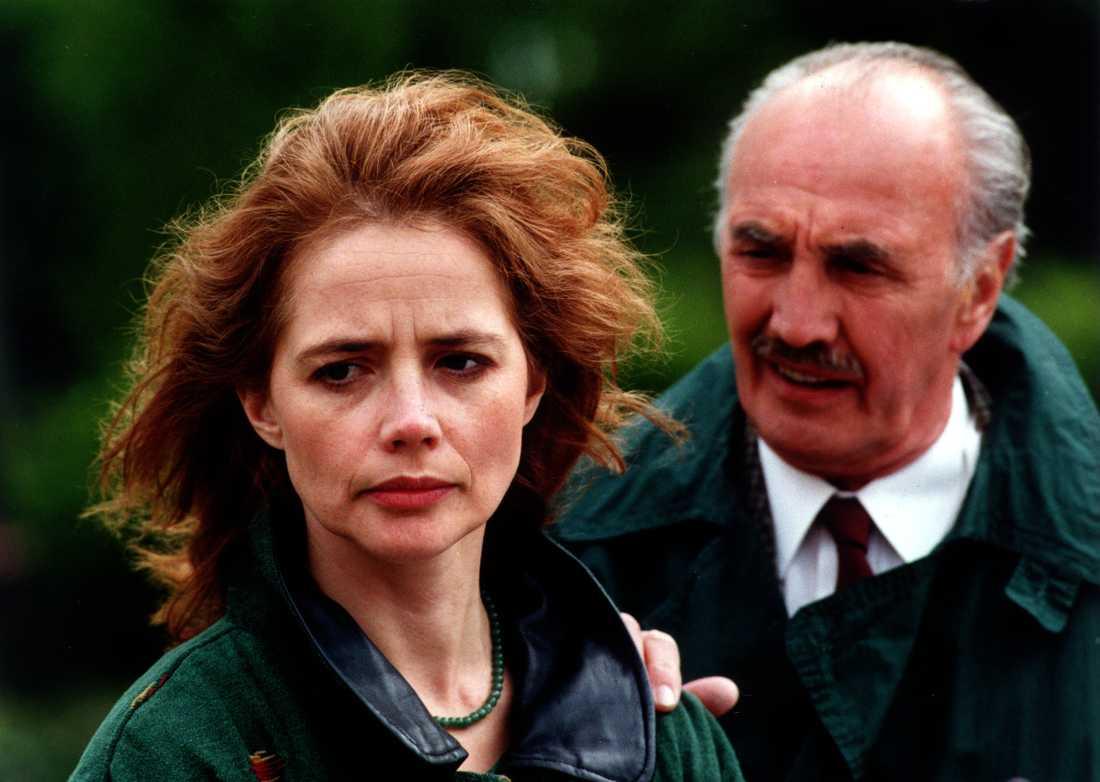Marika Lagercrantz och Roland Hedlund.
