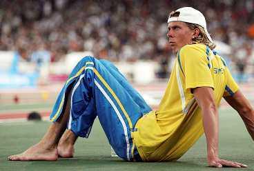 VM I FARA En ny skada har upptäckts i Christian Olssons högerfot. Han tvingas därför nu att vila från alla planerade tävlingar i sommar för att kunna ställa upp i VM i Helsingfors.