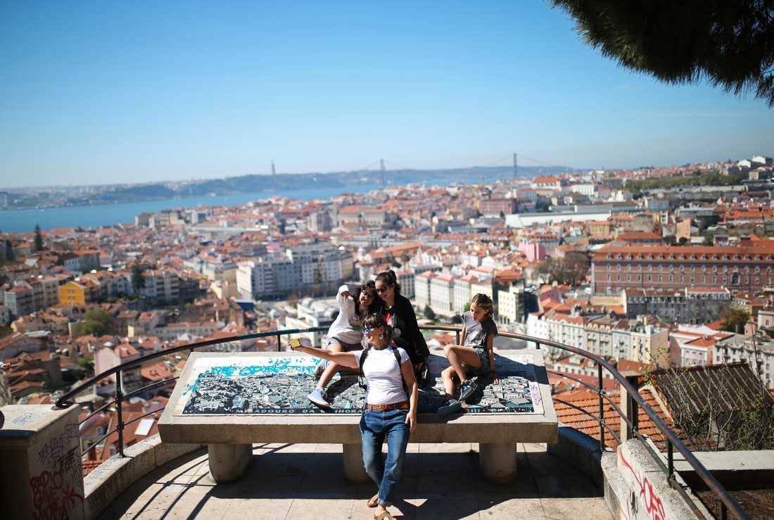 Snart kan du betala med Swish utomlands, bland annat Portugal.