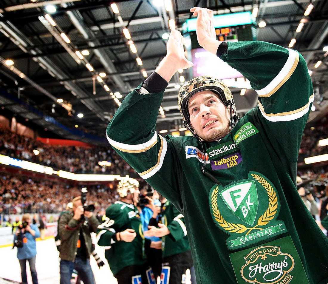 Mattias Sjögren kan tjäna över elvamiljoner kronor för de kommande två säsongerna i Washington.
