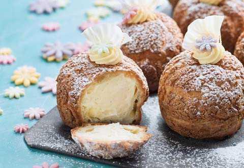 Hemla – en slät bulle med smak av kardemumma
