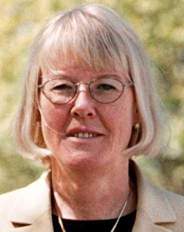 Agneta Dreber.