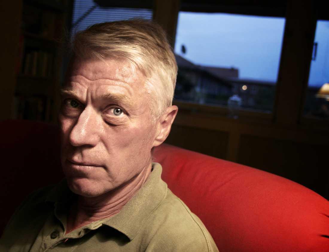 Jan Svanlund. Bilden är från 2005.