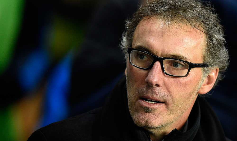 Laurent Blanc, tränare PSG