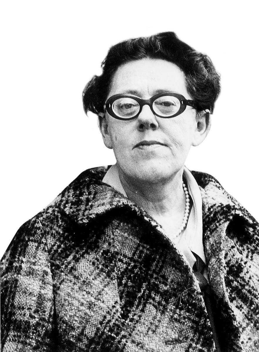 Dagmar Lange dog 1991.