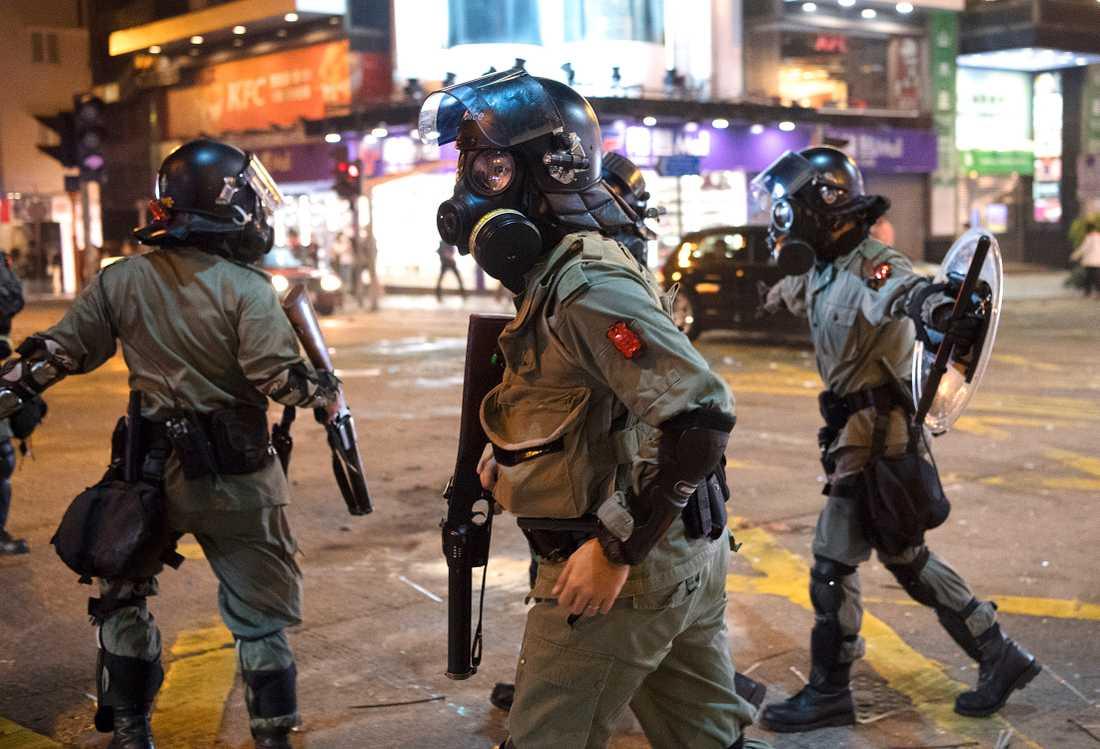 Protesterna i Hongkong har rasat sedan ett år tillbaka. Nu har Kina beslutat om en ny, men hemlig, säkerhetslag.