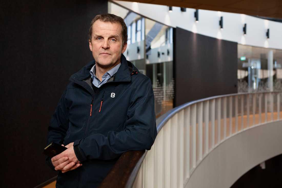 Kommunalråd Gunnar Selberg tycker inte att renar är viktigare än människor.