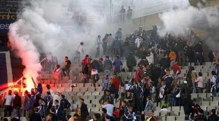 Espanyols fans.