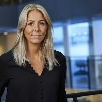 Louise Ekman, pressansvarig på Tele2.