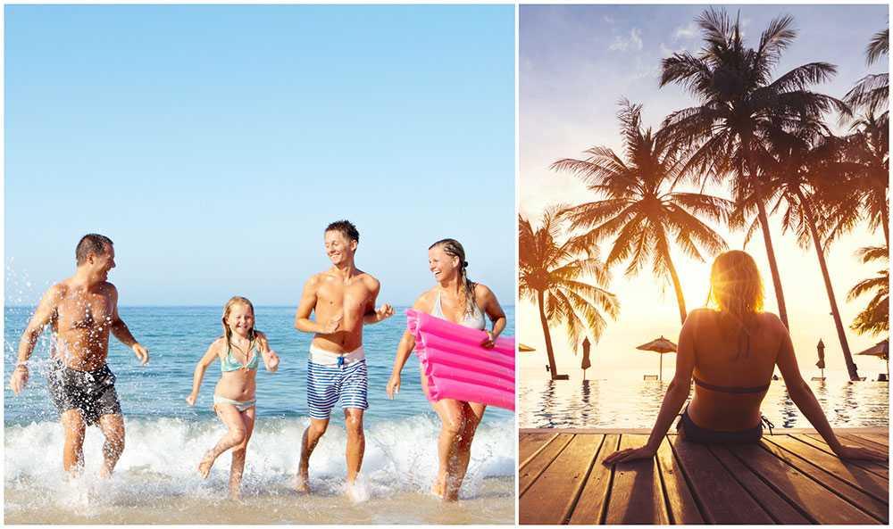 Grekland, Albanien och Kroatien är populra resmål i sommar.