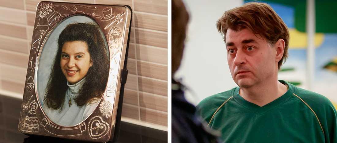Kiro, 43, döms för mordet på sin fru Vesna.