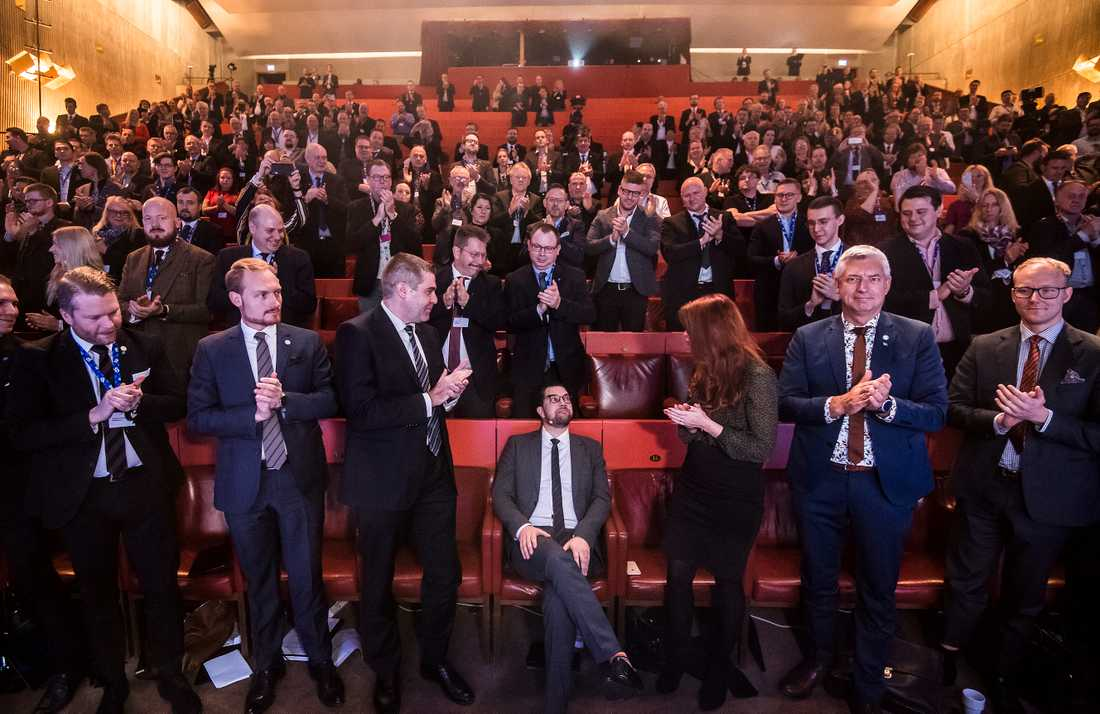 Jimmie Åkessons parti Sverigedemokraterna har tillsammans med Moderaterna visat sina rätta färger i Hörby. Och välfärden får betala.