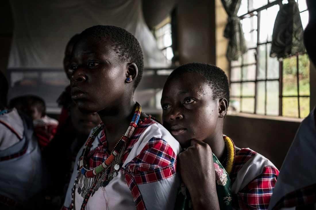 Tusentals flickor – och även pojkar – har hört Gunilla föreläsa om riskerna med könsstympning.