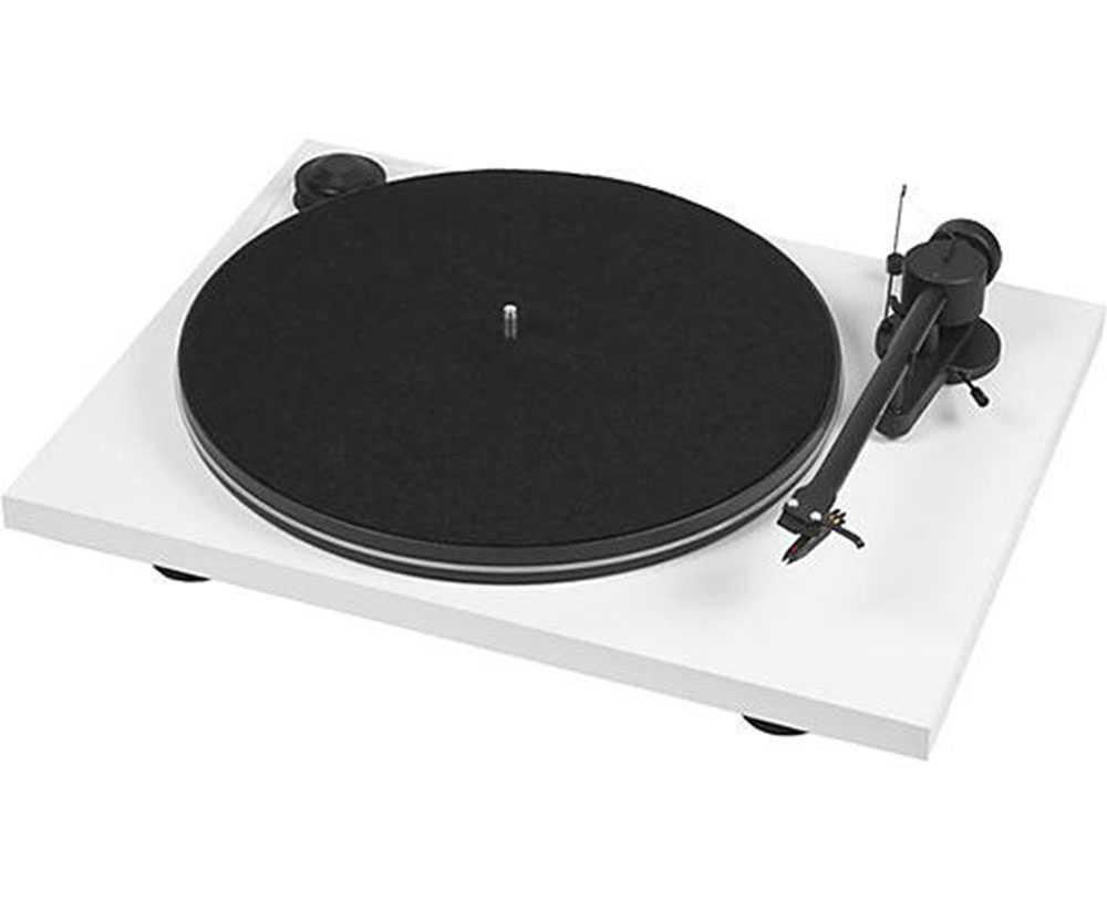 Vinylspelaren är glödhet.