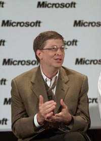 Mjukvarujätten Microsoft, med grundaren Bill Gates, vann en stor rättslig seger när en appellationsdomstol underkände en tidigare dom om att företaget skulle delas upp.