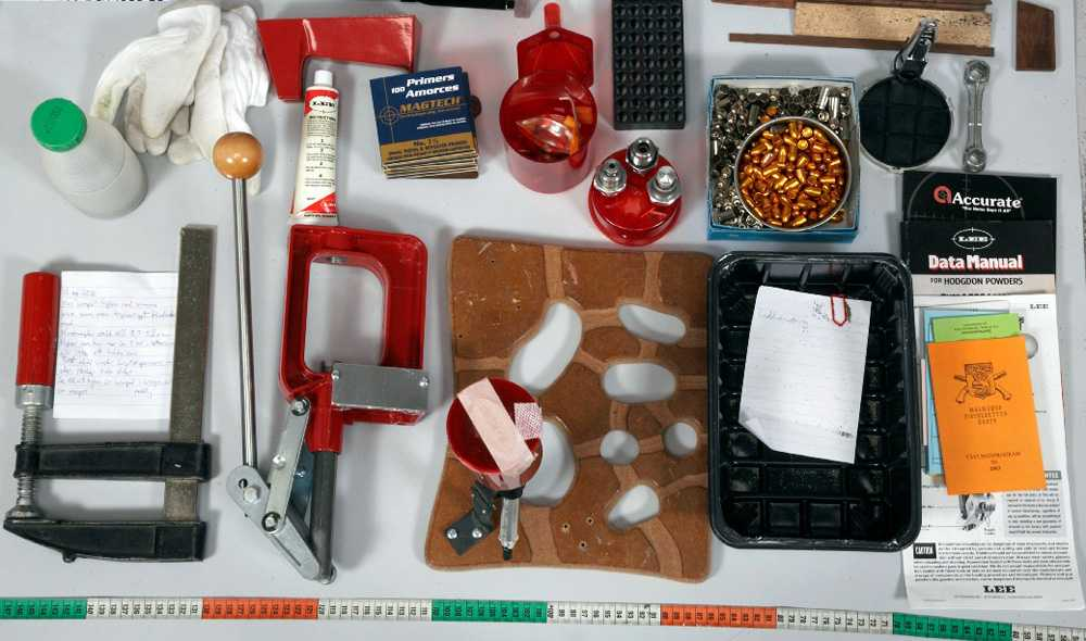 Utrustning för patrontillverkning