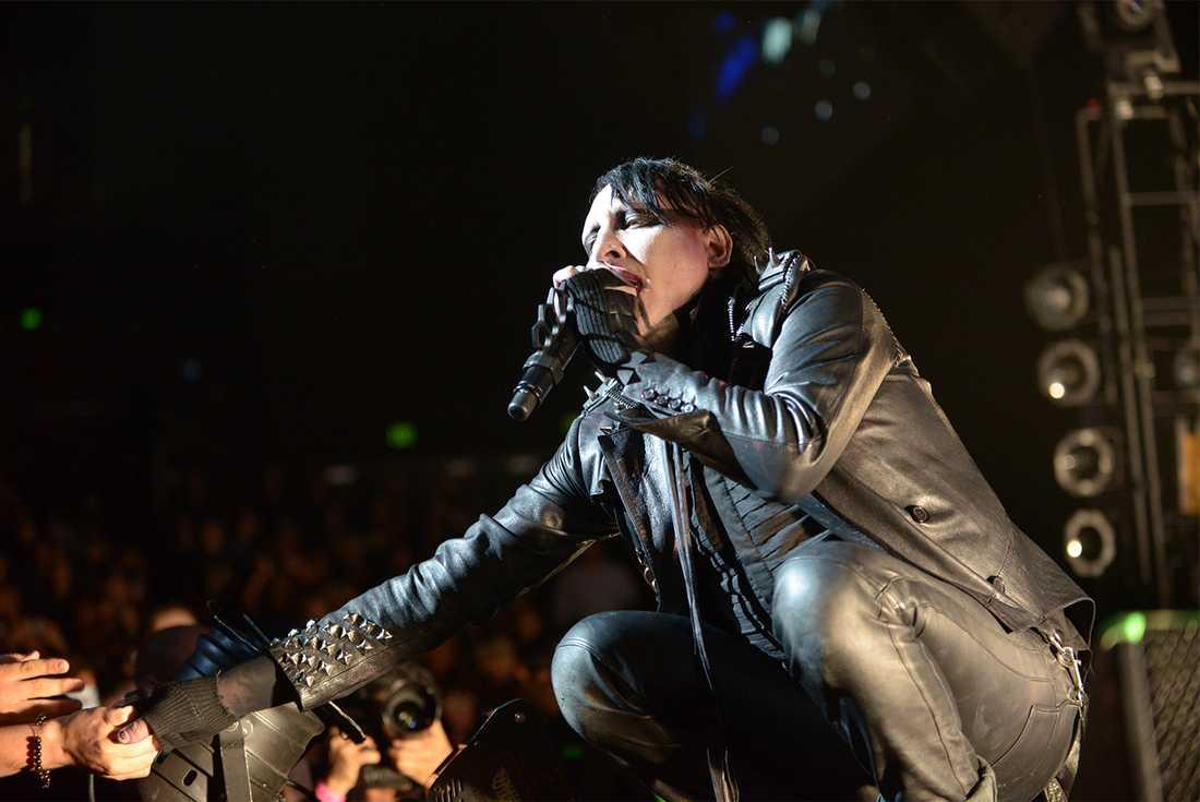 Marilyn Manson kommer till Gröna Lund i sommar.