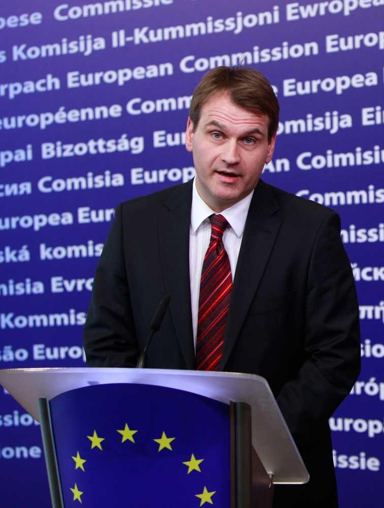 Árni Páll Árnason, partiordförande Samfylkingin Island
