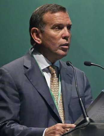 Eugenio Figueredo.