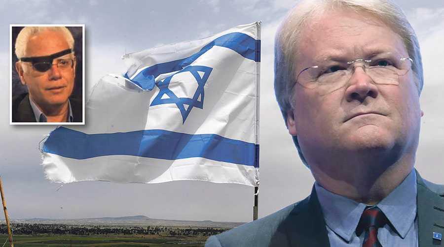 DEBATT: Vi i Israel behöver inte vänner som dagens KD