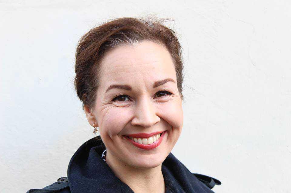 Ordningskonsulten  Nina Strandberg.