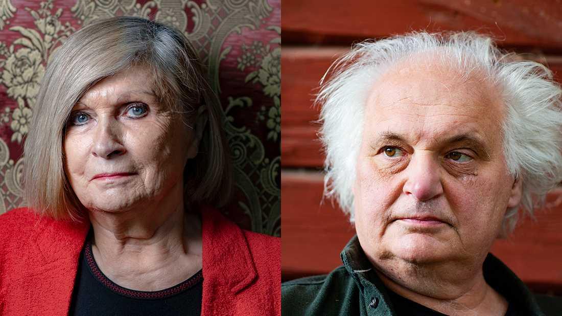 """Det är omöjligt att läsa förbi Chantal Mouffe och hennes """"Hegemony and Socialist Strategy"""", anser Lotta Ilona Häyrynen i en kommentar till Göran Greiders ledare i ETC om postmodernismen och vänstern."""