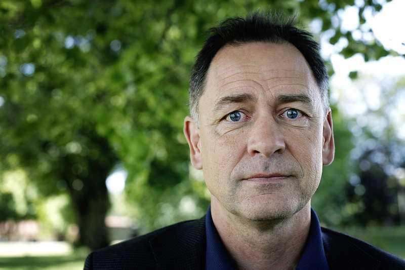Kriminologiprofessor Henrik Belfrage.