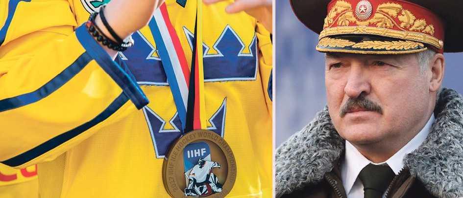 Uppgifter: Ishockey-VM flyttas från Belarus