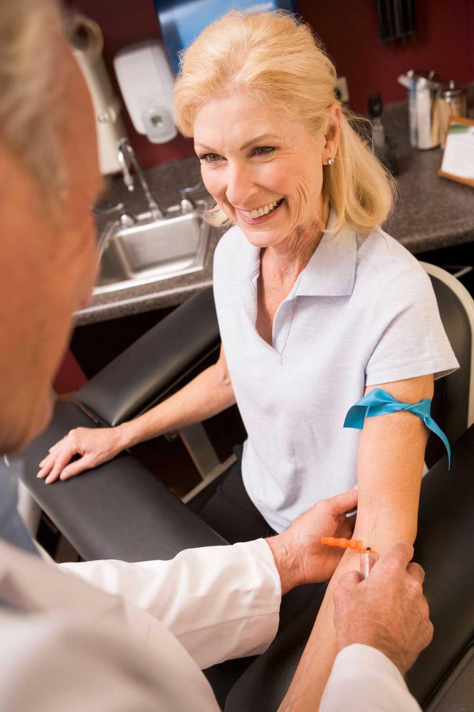 Fyra av tio svenskar vet vilken blodgrupp de tillhör.
