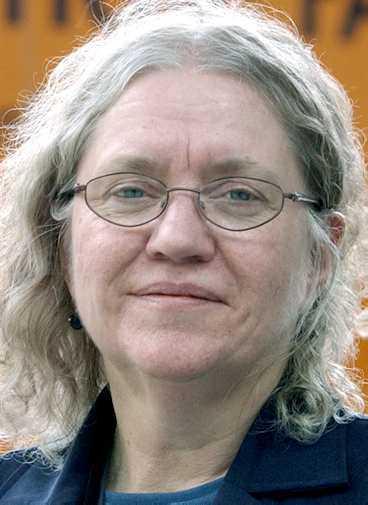 Maria Bosdotter, ordförande för Handels avd 20 i Stockholm.