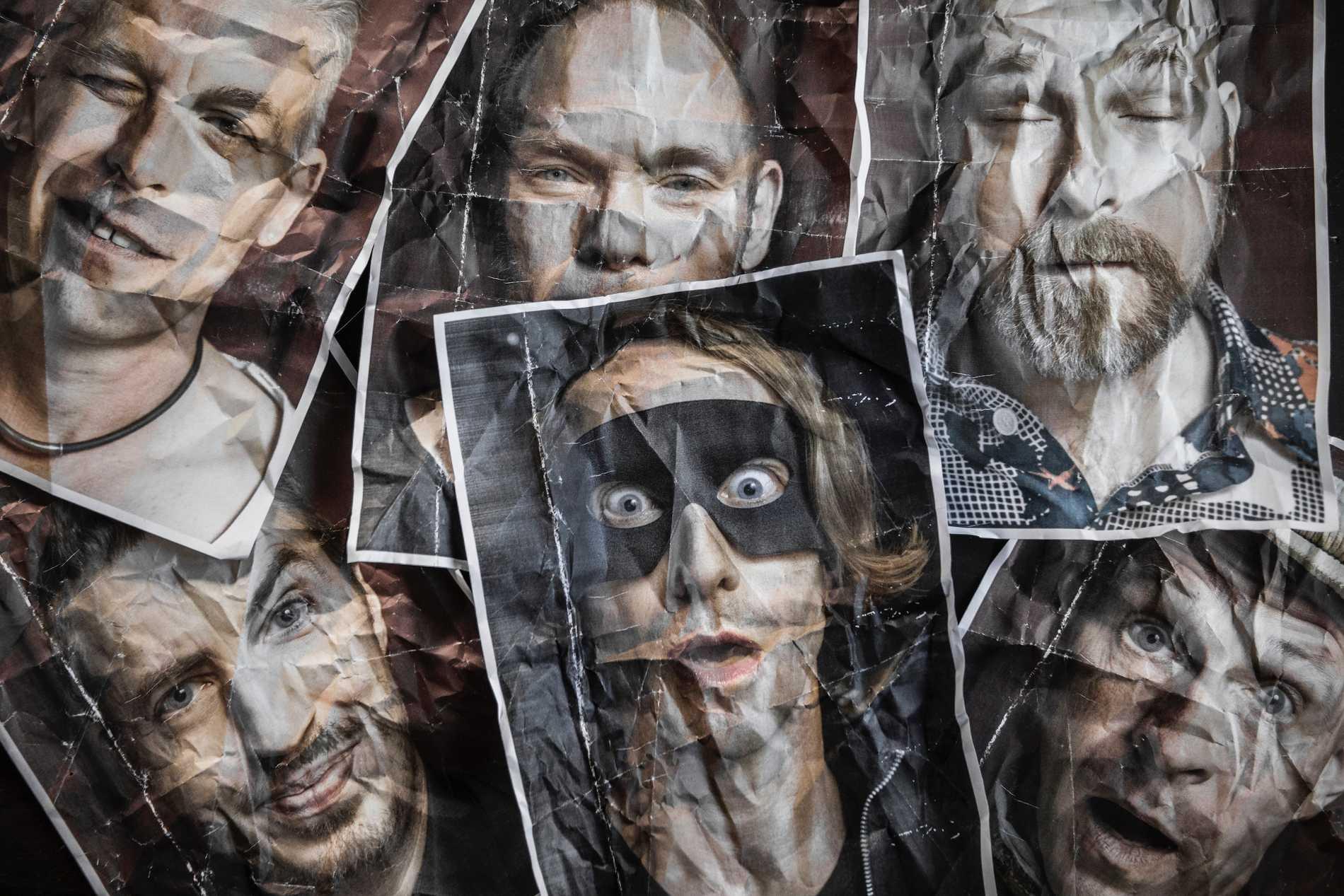 Den sjunde bandmedlemmen på Bob Hunds nya album är inga mindre än fansen.