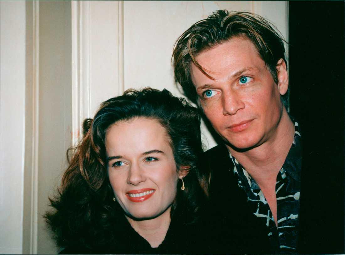 Tommy Nilsson var gift med Malin Berghagen i 15 år. Paret skilde sig 2007.