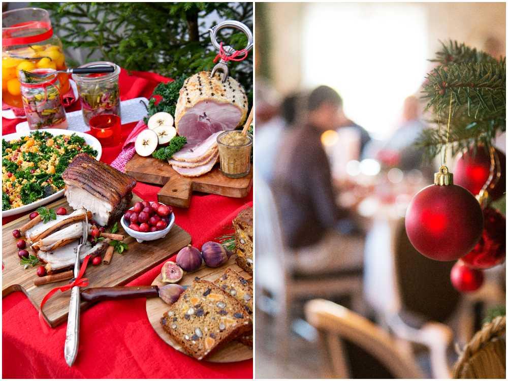 Många restauranger serverar julbord även i år.
